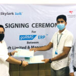Agreement Between Skylark Soft Limited and Manami Fashions Limited Held last week