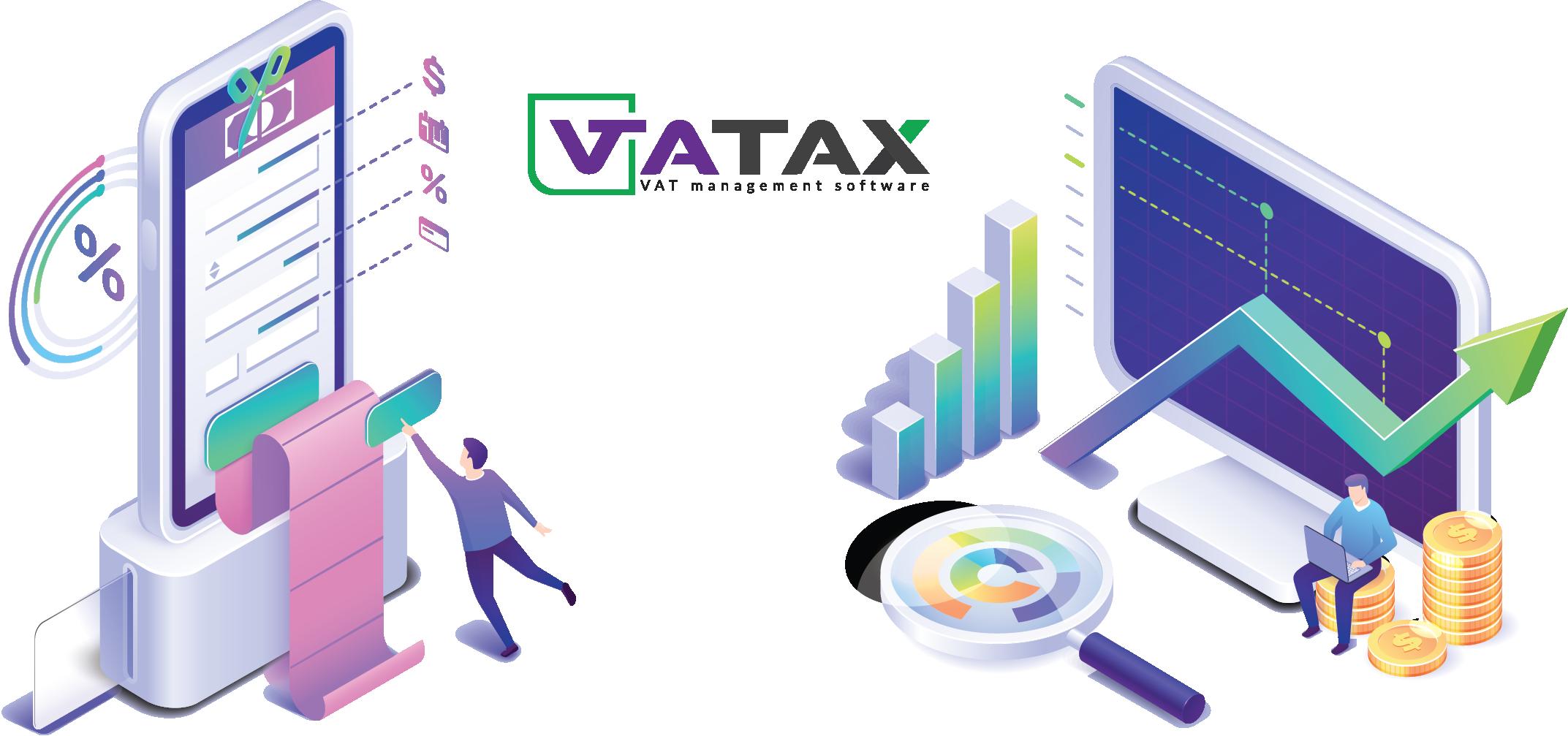 vat management software Vatax skylark soft limited