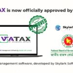 NBR approved VATAX